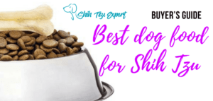 [Top 10] Super Best dog food for Shih Tzu 2018 – Buyer's Guide