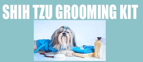 Shih Tzu Grooming Kit