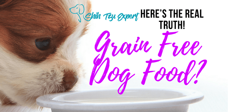 Grain Free Dog Food – Is it Really better for my Dog? Here's the REAL Truth!
